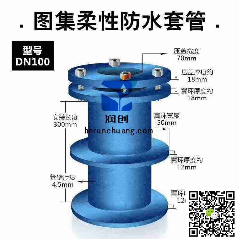 什么时候用柔性防水套管(图1)